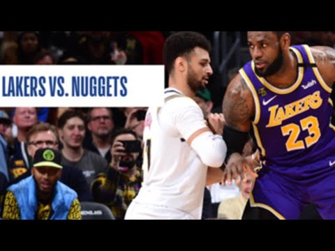 Lakers vs. Nuggets score, takeaways: Murray saves the day, Davis ...