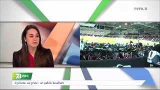 """Le 7/8 Sports – Edition spéciale """"Mondiaux de cyclisme"""""""