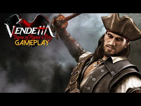 Vendetta: Curse of Ravens Cry Gameplay (PC HD)