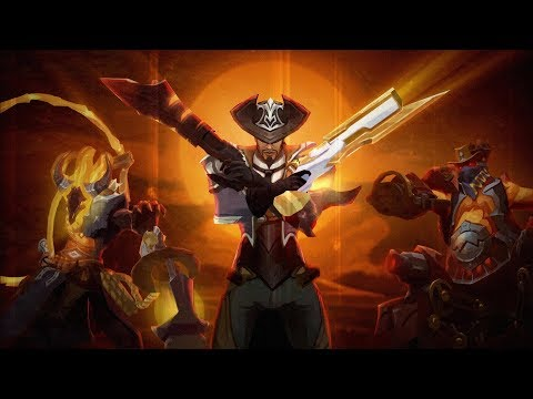 "Die Teufel unter uns | Skins-Trailer ""High Noon"" – League of Legends thumbnail"