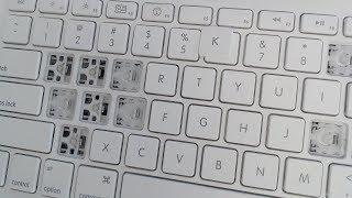 How to Repair and Replace MacBook Keys