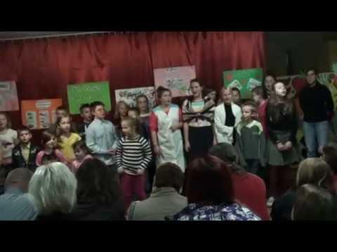 Przedstawienie Świat Dziecka. Nie marnuję przez to się lepiej czuję 07.11.2013