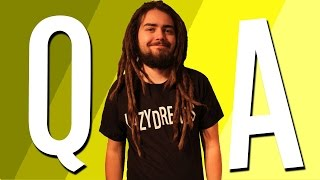 DYING DREADS? + MORE!  (DREADLOCKS Q&A #52)