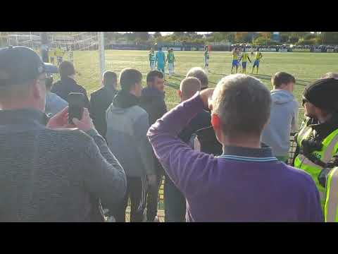 Haringey Borough vs Yeovil Town alleged racism incident