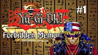 Yugioh Forbidden Memories 2 | Guia para pasar el juego | Parte 1