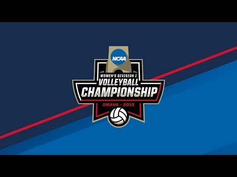 DI Volleyball Championship Team Press Conferences - Nebraska & Minnesota
