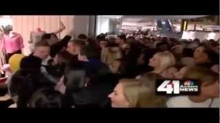 2012 BLACK FRIDAY COMPILATION - Fights, Zombie Americans