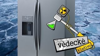 Jak funguje lednička? - Vědecké kladivo