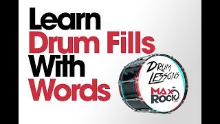 Learning Drum Rhythms With Words (Pokémon)