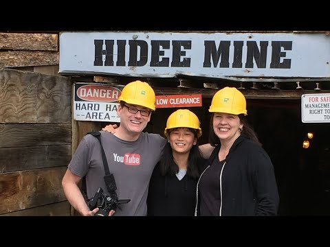Visiting The Hidee Gold Mine In Colorado