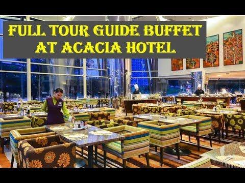 Best #Buffet At #Acacia #Hotel #MetroManila #Philippine #Tourist