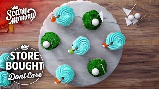 How To Make Father's Day Easier With Cupcakes | Store Bought - Don't Care | Scary Mommy