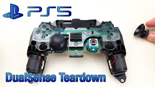 PS5 DualSense Controller Teardown - Amazing New Tech Inside!