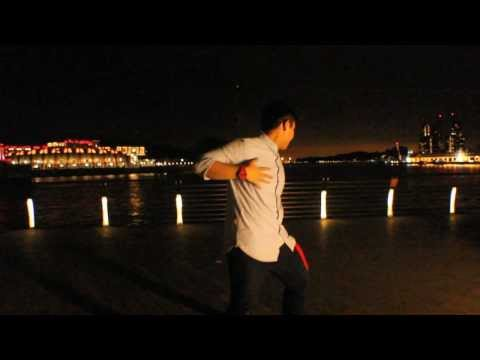 Kiss Kiss english version by Kim Hyun Joong   Afiq Haikal Choreography/Freestyle   @fiqu0