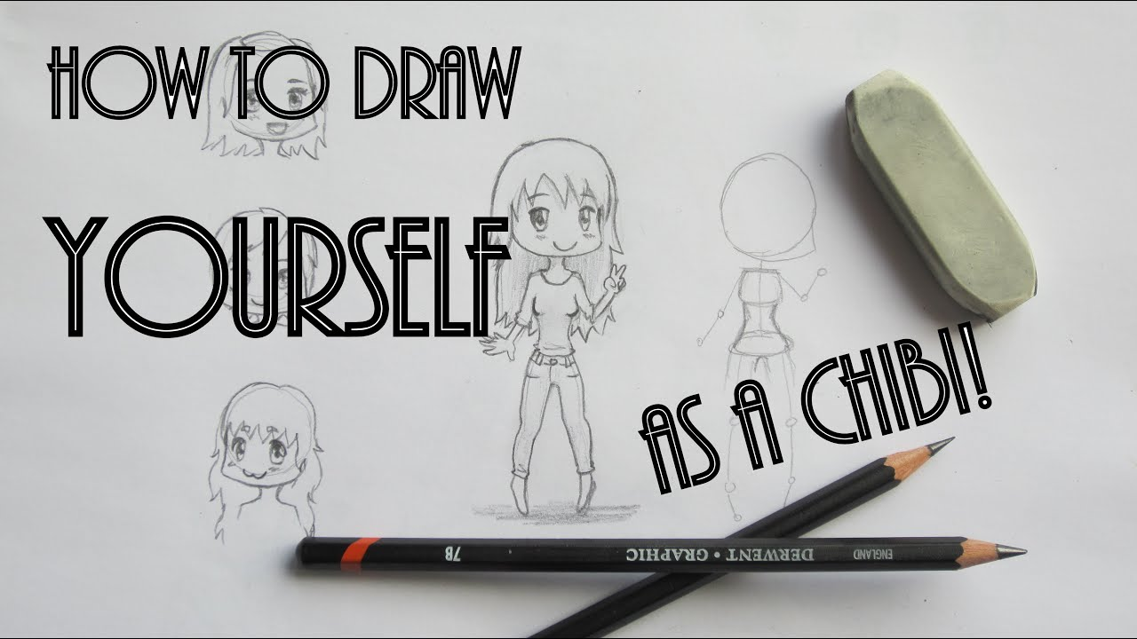 how to make yourself in manga