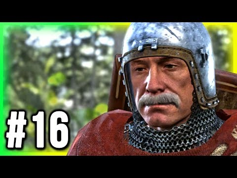 Kingdom Come Deliverance - All that Glisters Walkthrough (Epic Horse Chase (Part 16)