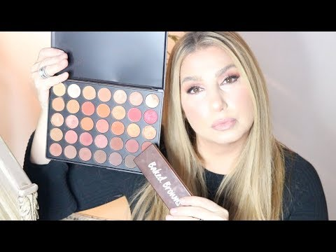 GLAM EYE MAKEUP TUTORIAL!| Honestly Arlene