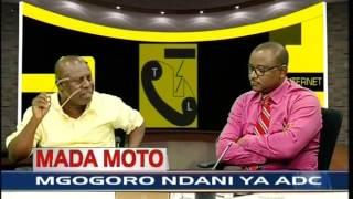 MADA MOTO, Mgogoro ndani ya ADC