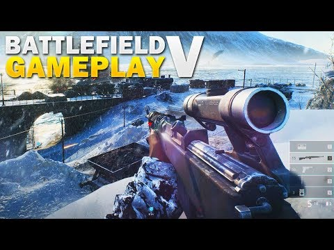 Battlefield 5 Multiplayer Gameplay (E3 Review & Impressions)