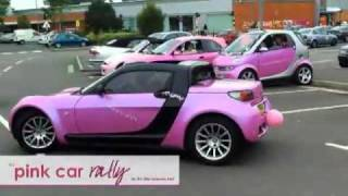 Furry Feet TV : Pink Car Rally