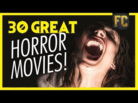 30 Halloween Movies to Watch 2017  Horror Movies & Creepy Movie Recommendations  Flick Connection