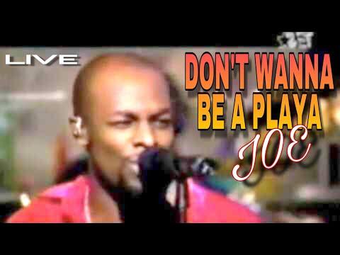 Joe - 'Don't Wanna Be A Playa' - BET Planet Groove