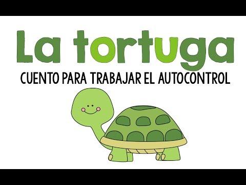 La tortuga (Cuento para trabajar el autocontrol) - Técnica de Psicología Infantil - Minders
