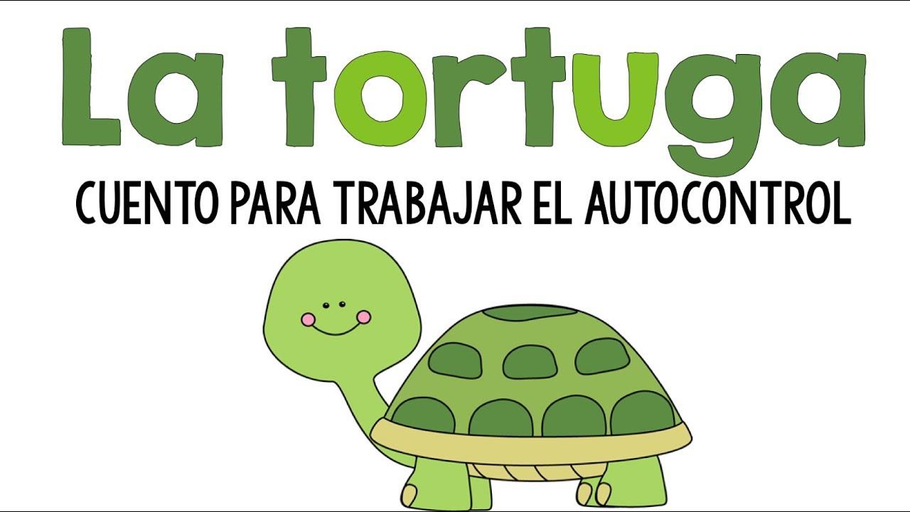 La tortuga (Cuento para trabajar el autocontrol) - Técnica de ...