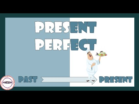 Present Perfect Video Lesson, English Language Video Lessons