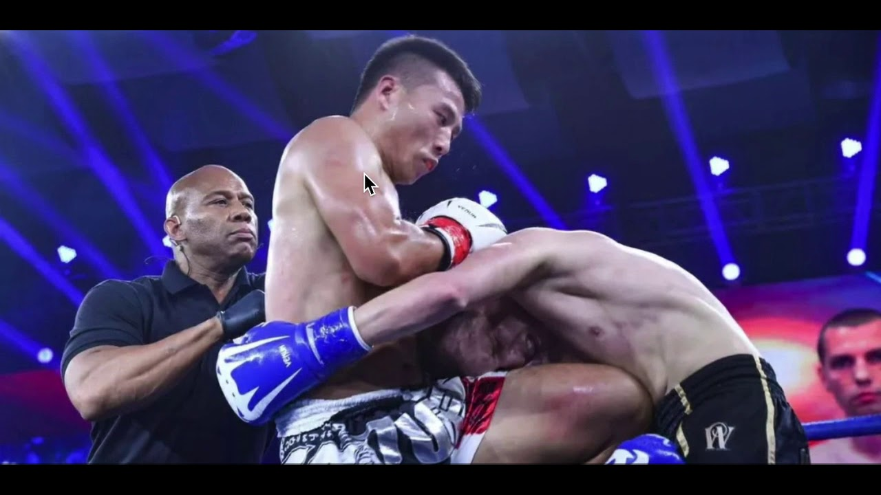 MMA vs Xingyi - Latest Kung Fu vs MMA Match (ft  Eye Pokes)