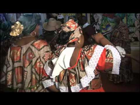 Petwo-Kongo rite: Possession by Azaka (Video 25)