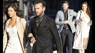 TOWIE's Pete Wicks and Shelby Tribble go on romantic double date