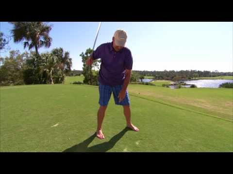 Rocco Mediate teaches the importance of a balanced in your golf swing