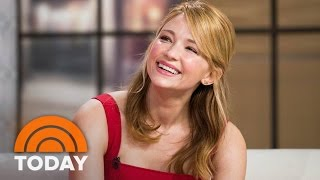 Haley Bennett On 'The Girl On The Train' Role | TODAY