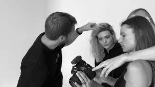 Личное дело: модель Алекс Киртока в съемке Vogue UA