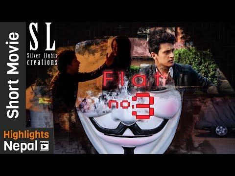 FLAT No #3 - New Nepali Short Movie 2017/2074 | Silver Lights Creations