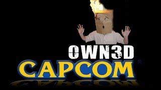 i destroy capcom with facts enjoy
