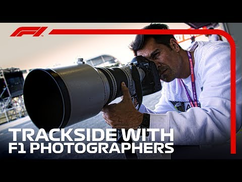 Shutter Speed: Trackside With F1 Photographers