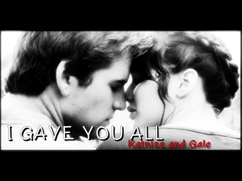 Scenes All Gale And Katniss S Kiss In Hd Katniss And Gale Video