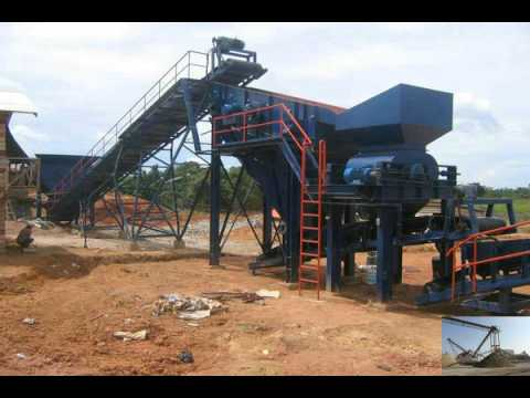 Mining equipments in uae
