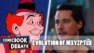 Evolution of Mr. Mxyzptlk in Cartoons, Movies & TV in 8 Minutes (2018)