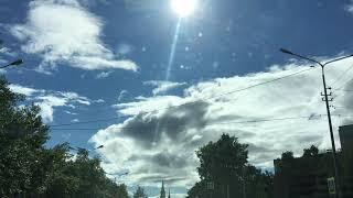 Фото Красивое небо Сургута