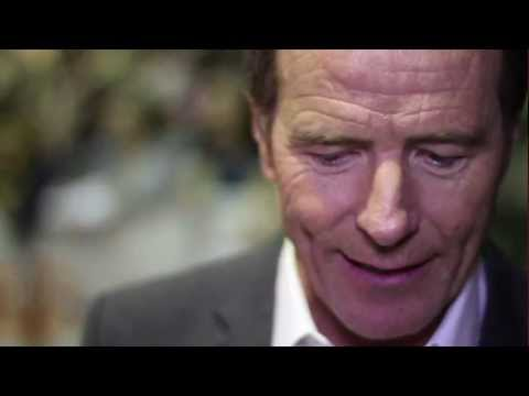 """Awesome Bryan Cranston Interview """"Drive"""" Red Carpet Premiere TIFF"""
