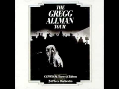 The Gregg Allman Tour - Cowboy - Where Can I Go?