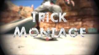 Skate 3  Epic Trick Montage