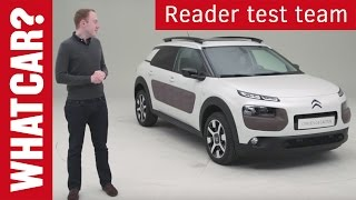 What Car? readers preview the 2014 Citroen C4 Cactus