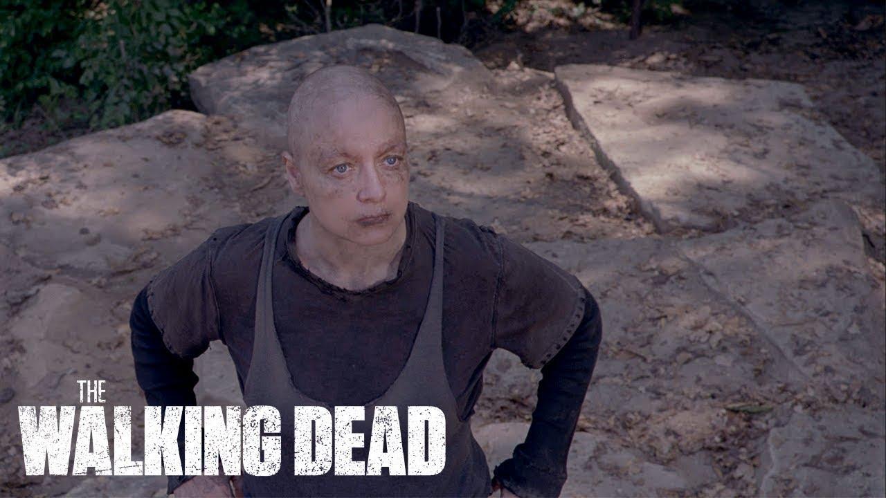 Download The Walking Dead Season 10: Samantha Morton Previews Season 10