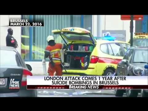 Terror acts in Europe