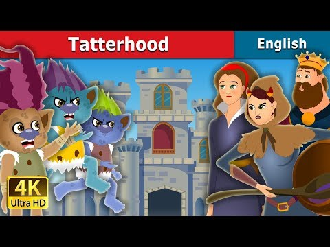 Tatterhood Story | Stories For Teenagers | English Fairy Tales