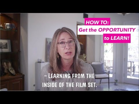 How To Get the Opportunity to Learn!